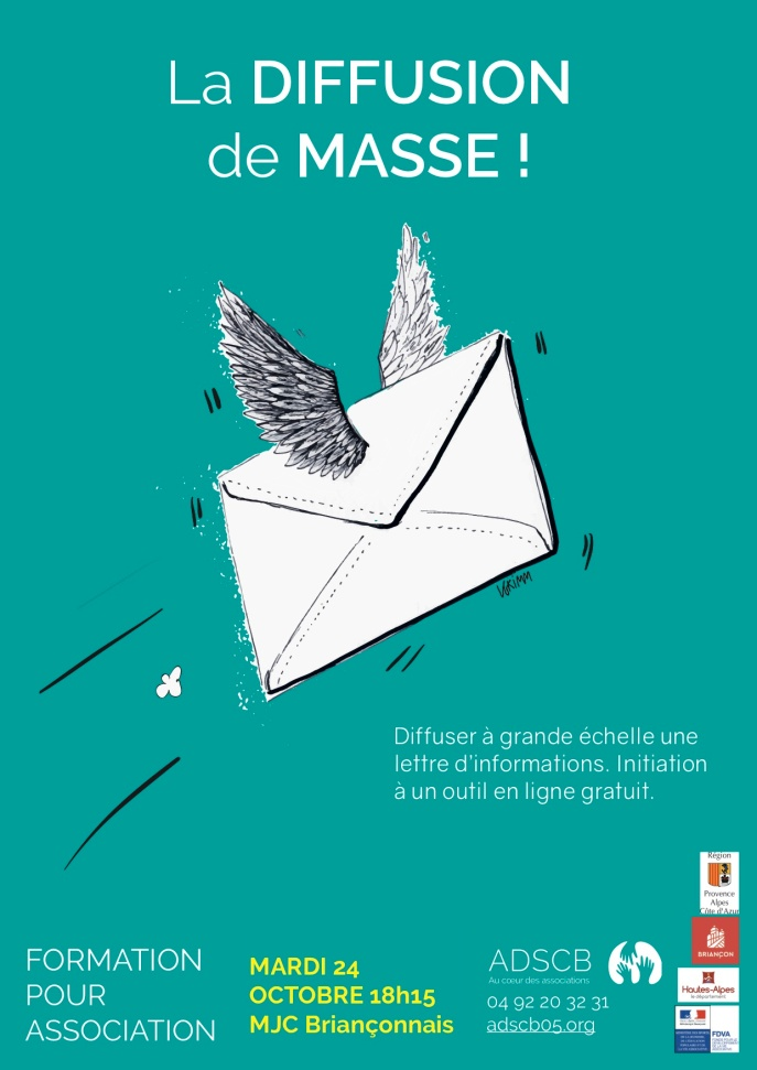 affiche mailing