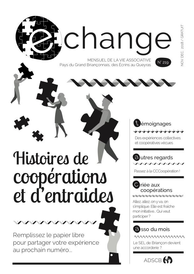 1er page echange