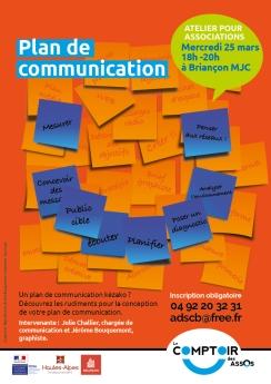 Plan de communication WEB